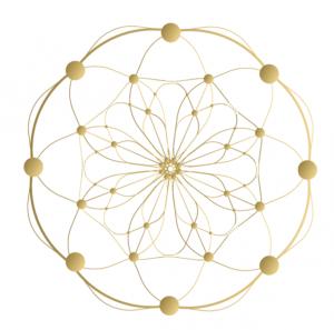 Mandala Image with Laura Scott, Soul Specialist, Channel, Healer, Mystic